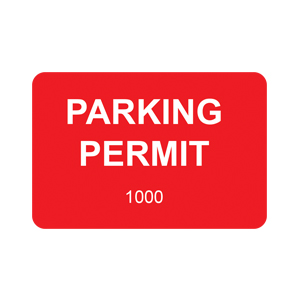 Parking Permit Main